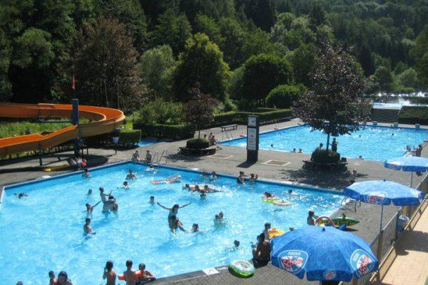 Camp Kyllburg zwemmen