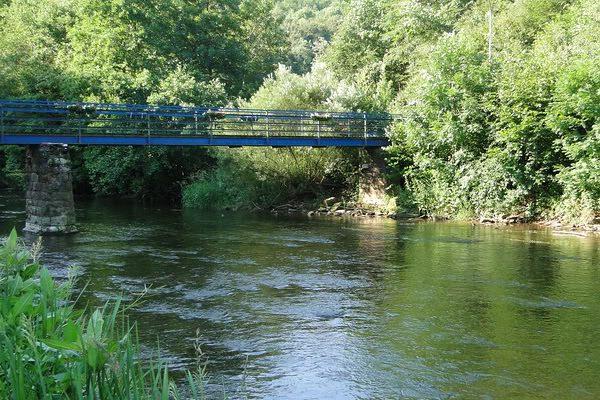 Camp Kyllburg rivier